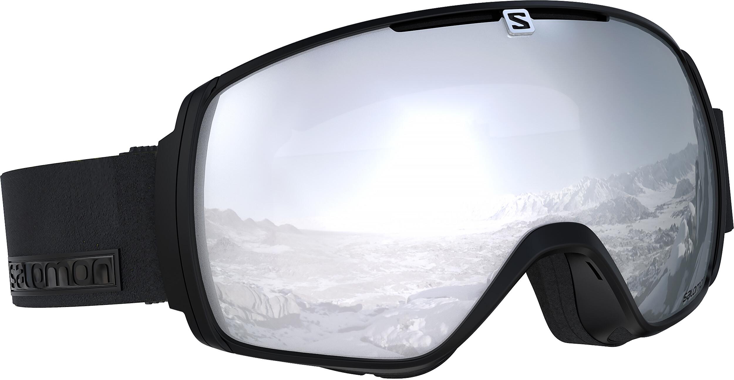 Salomon XT One Goggles Black Tie - addnature.com 6f2ff566b7253
